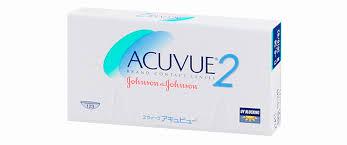 Купить <b>контактные линзы</b> ACUVUE 2 (6 линз) по выгодным ...