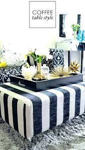 Decorating An Ottoman With Tray Wonderful Decorative Ottoman Coffee Table Decorative Accents Elegant 42