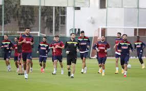 Alanyaspor'da Konyaspor mesaisi - Alanya Spor