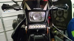 motorcycle light bar wiring diagram motorcycle suzuki drz 400 motorcycle led light bar mount 6 steps on motorcycle light bar wiring diagram