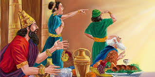 Daniel and the Writing on the Wall   Bible Story