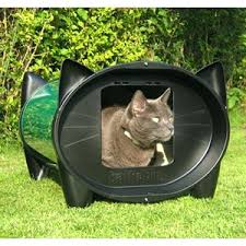 cat igloo outdoor uk house pasion