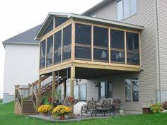 Enclosed deck ideas Small Enclosed Screened In Deck Ideas Screened Porch Or Deck Important Considerations In Minnesota Mydailyroutinehealthinfo 61 Best Screened Porch Designs Images Bar Grill Garden Tool