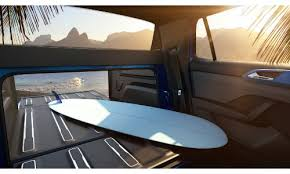 Volkswagen-Tarok-Pickup-Truck-Concept-fully-extended-bed-length-with ...