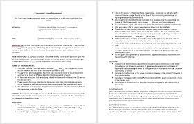 Loan Agreement Word Document Loan Agreement Template Word Document Loan Agreement Form Doc Simple 15
