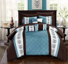 ... Full Size Of Bedding Queen Blue Brown Comforter Set With Sheet Amazing  Pictures On Excelent Sets · Bedroom R