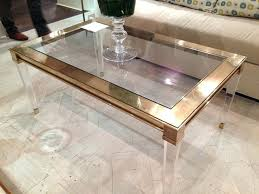 square acrylic coffee table gold and acrylic coffee table bristol square clear acrylic coffee table