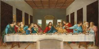 the last supper original painting by leonardo da vinci rapiti the last supper from leonardo da vinci original paintings