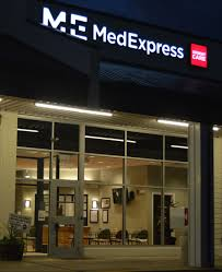 medexpress to open urgent care center in marion