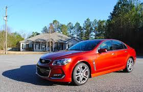 2016 Chevrolet SS Test Drive - AutoNation Drive Automotive Blog