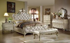 Image Of: Mirrored Bedroom Furniture Luxury