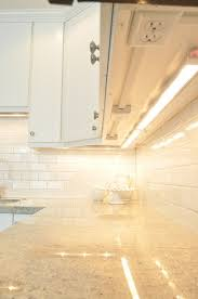 Under Cabinet Kitchen Outlets - Transitional - kitchen - Sally ...