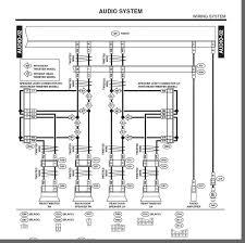 2001 subaru outback radio wiring subaru wiring diagrams instructions of subaru clarion radio wiring diagram elegant