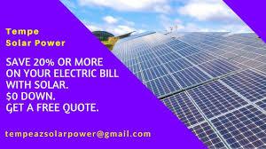 Recommend Best Solar Installation Companies in Tempe Arizona.mp4