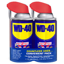 wd 40 2 count 8 oz hardware lubricant