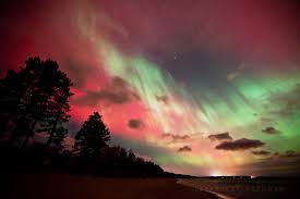 Northern Lights Forecast Traverse City 5 Tips To See The Northern Lights In The U P Travel