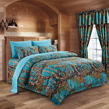 33 awesome blue camo bedding full com the woods sea breeze camouflage queen 8pc premium luxury comforter sheet pillowcases and bed skirt set by regal