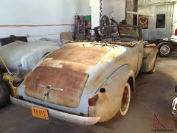 LaSalle Convertible Roadster Project for Sale or Trade!