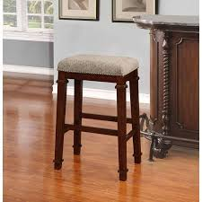 30 inch backless bar stools. Plain Backless Linon Kennedy Backless Bar Stool 30 Inch Seat Height Walnut Finish To Inch Stools C