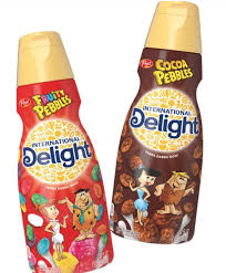 2.1 how long can international delight coffee creamer date? Fruity Cereal Flavored Creamers Fruity Pebbles Coffee Creamer