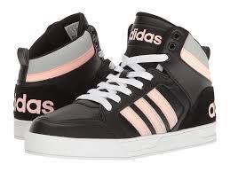 adidas girls. adidas kids cloudfoam raleigh 9tis (little kid/big kid) (black/haze girls s