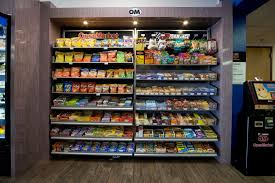 Minute Maid Vending Machine New Open Market By Proformance Vend USA A Leading Micro Market In AZ