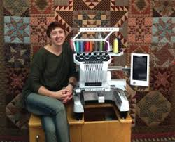 The Maker's Experience | Original Sewing & Quilt Expo & Carla Reale from Barnes Sewing Center in Cleveland, Ohio is excited to  share her passion for sewing and embroidery! She'll be teaching a class at  the ... Adamdwight.com