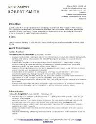 Policy Analyst Resume Sample – Francistan Template