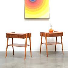 scandinavian furniture vancouver. side table teak bedside tables canada scandinavian modern nightstand furniture vancouver