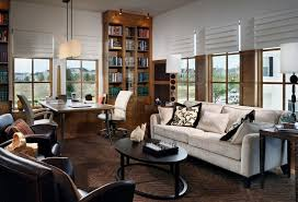 stylish office organization home office home. Brilliant Home Office Organization Tips Ideas With Brown Leather Inside Furniture Stylish