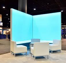 Trade Show Booth Design Ideas need meeting space in your next trade show booth check out this new option in