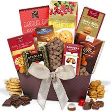 chocolate gift basket clic