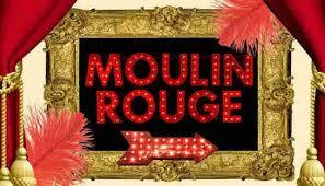 Moulin Rouge Cabaret Evening Skylars Paris Living Room Kitchen