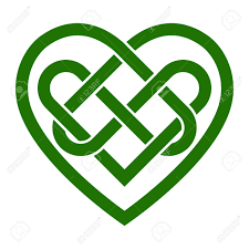Celtic Design Love Celtic Love Knot Clipart