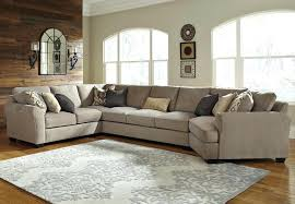 4 piece sectional couch arlington leather