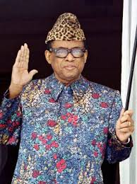 Image result for joseph mobutu