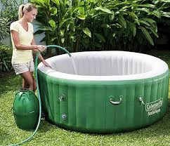 best inflatable hot tubs of 2021