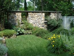 Small Picture Rock Wall Garden Designs There Are More Large Rock Retaining Wall