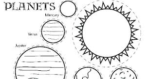 Coloring Pictures Of Planets Planets Coloring Page Planets Coloring