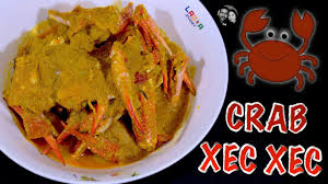 Crab Xec Xec ( Tasty - Goan Recipe ...