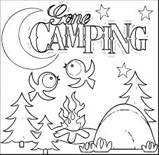 Camping Coloring Pages Printable Inspirational 20 Awesome Animal Jam