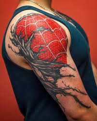 Pin By Derrick Phipps On Planet Tattooie Venom Tattoo Marvel
