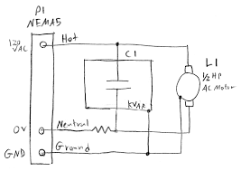 kvar energy controller report schematics for simulating lengths of wire between the meter and the kec left and between the kec and the load right we varied the resistance of the