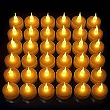 Amazon.com: <b>LED</b> Candles, Lasts 2X <b>Longer</b>, Realistic Tea Light ...