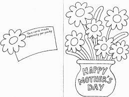 Biglietti Di Auguri Da Colorare Per La Festa Della Mamma