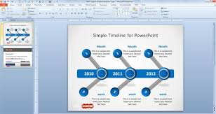 Timeline Slides In Powerpoint Free Timeline Template For Powerpoint
