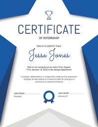 450 Certificate Of Participation Printable Customizable