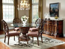 ashley furniture glass dining table design idea and decors best ashley end sets d