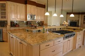 lovely ideas for kitchen islands. Beautiful Kitchen Island Designs With Stove Top White Oak Wood Storage Stainless Steel Gas Lovely Ideas For Islands