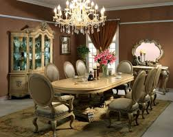 Dining Room Dining Chair Also Antique Crystal Chandelier Elegant - Dining room crystal chandeliers
